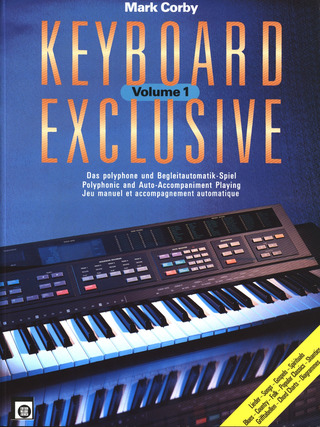 Mark Corby: Keyboard exclusive, Vol. 1