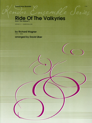 Richard Wagner: Ride Of The Valkyries