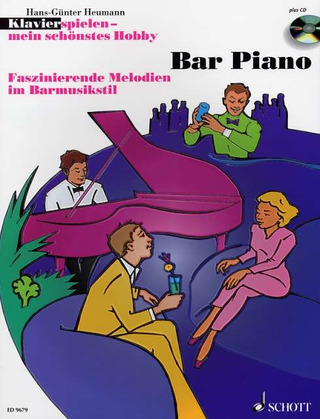 Hans-Günter Heumann: Bar Piano