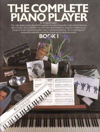 Kenneth Baker: Complete Piano Player 1