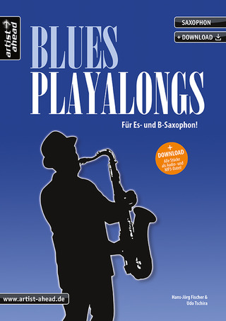 Hans-Jörg Fischer et al.: Blues Playalongs