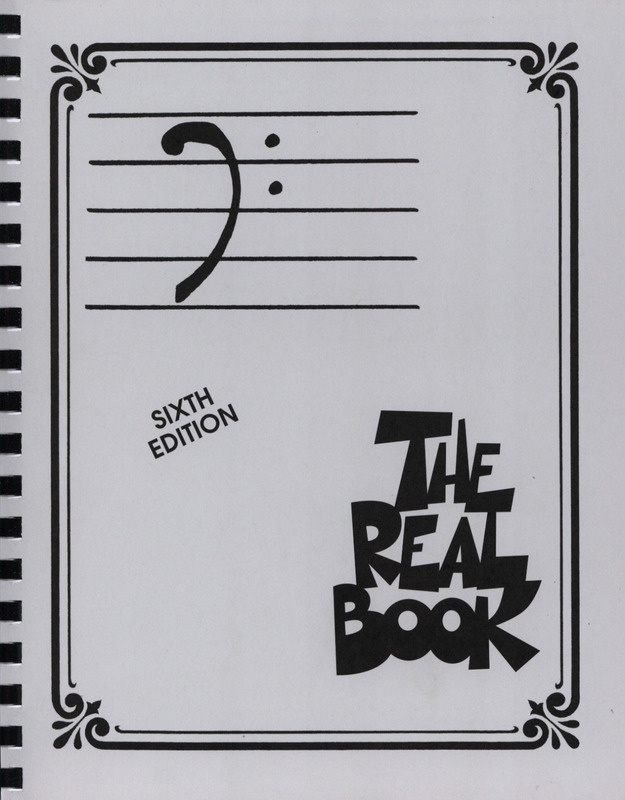 The Real Book 1 – Bass Clef