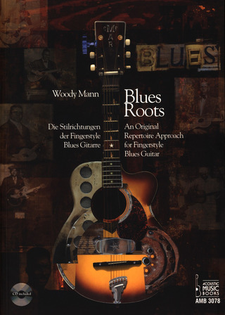 Woody Mann: Blues Roots