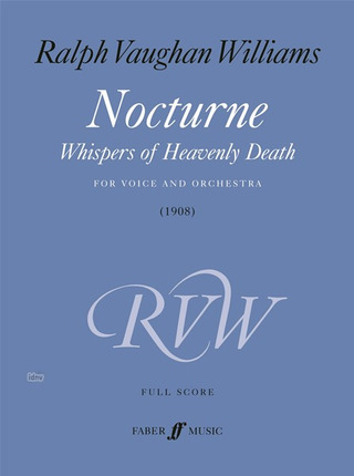 Ralph Vaughan Williams: Nocturne: Whispers of Heavenly Death
