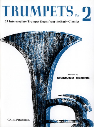Sigmund Hering: Trumpets For Two