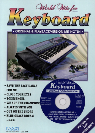 World Hits For Keyboard 1