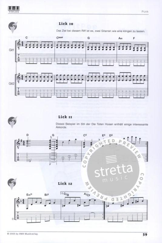 Masters of Rock Guitar 2 von Peter Fischer | im Stretta