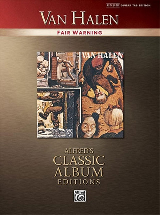 Eddie Van Halen: Fair Warning