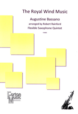 Augustine Bassano: Royal Wind Music