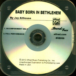 Jay Althouse: Baby Born in Bethlehem