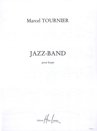 Tournier Marcel: Jazz Band Op 33