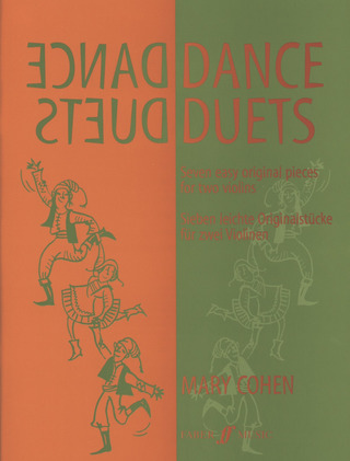 Mary Cohen: Dance Duets