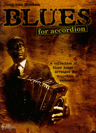 Joop van Houten: Blues For Accordion
