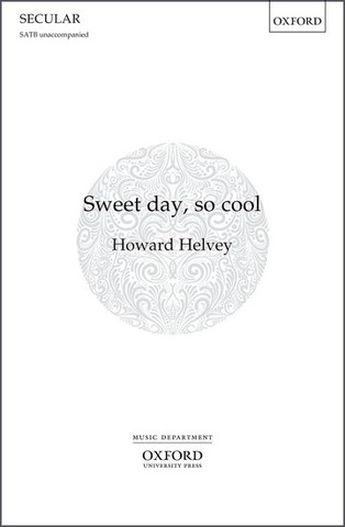 Howard Helvey: Sweet Day so cool