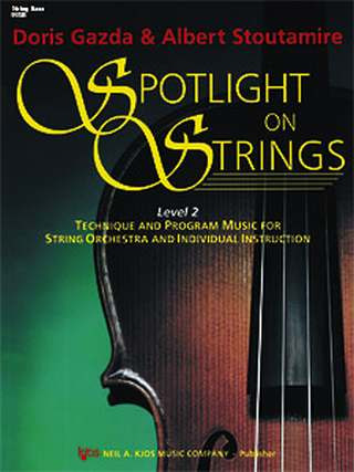 Gazda Doris + Stoutamire Albert: Spotlight On Strings 2