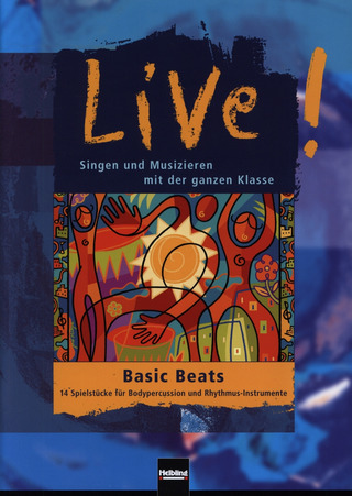 Gerhard Reiter: Live - Basic Beats - Percussion In Class