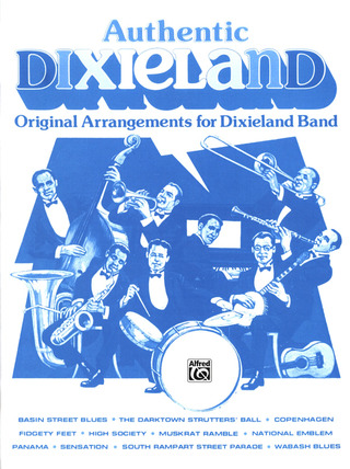 Howard / Holmes: Authentic Dixieland Band