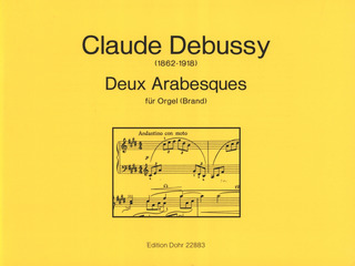 Claude Debussy: Deux Arabesques