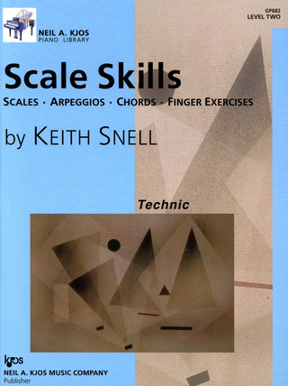Keith Porter-Snell: Scale Skills 2