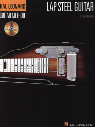 Helms Johnie: Hal Leonard Guitar Method: Lap Steel Guitar