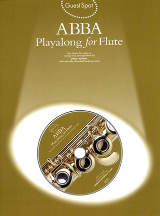 ABBA: ABBA – Playalong for Flute