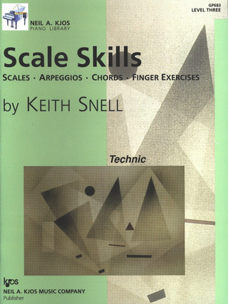 Keith Porter-Snell: Scale Skills 3