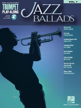 Trumpet Play-Along Volume 7: Jazz Ballads