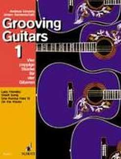 Andreas Limperg et al.: Grooving Guitars 1