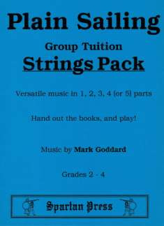 Goddard Mark: Plain Sailing - Group Tuition Strings Pack