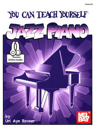 Rovner Uri Ayn: You Can Teach Yourself Jazz Piano