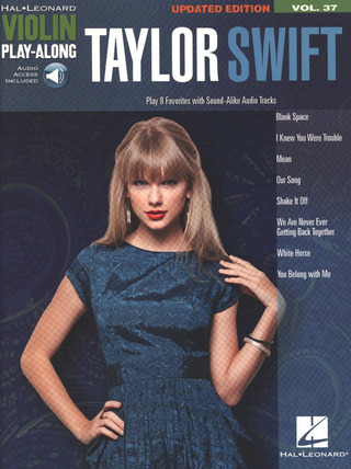Taylor Swift: Violin Play-Along 37: Taylor Swift