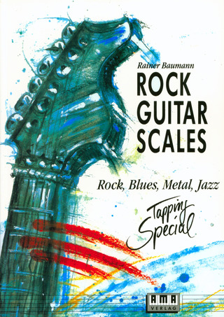 Rainer Baumann: Rock Guitar Scales