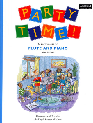 Alan Bullard: Party Time