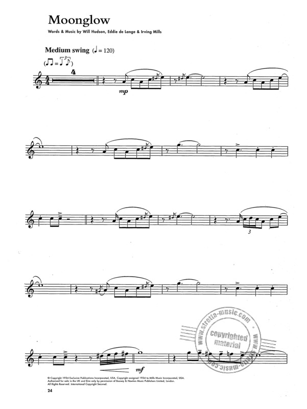 Guest Spot Classic Playalong Blues For Clarinet Bk/Cd (3)