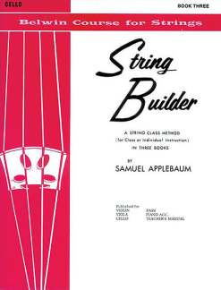 Samuel Applebaum: String Builder 3