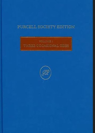 Henry Purcell: 3 Occasional Odes