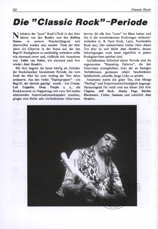 Peter Fischer: Masters of Rock Guitar (4)