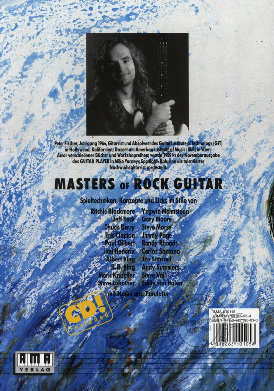 Peter Fischer: Masters of Rock Guitar (12)