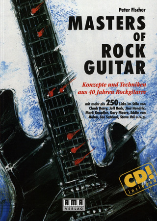 Peter Fischer: Masters of Rock Guitar