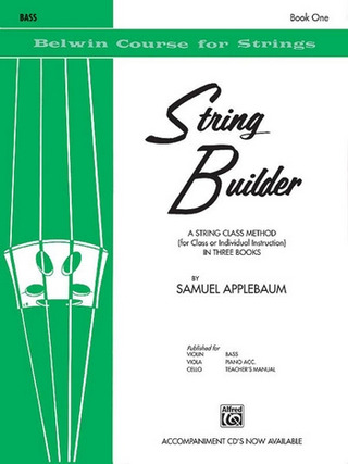 Samuel Applebaum: String Builder 1