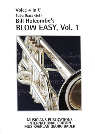 Bill Holcombe: Blow Easy 1