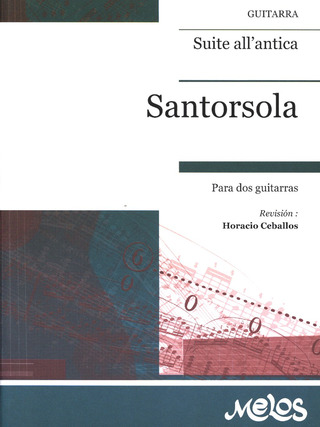 Guido Santorsola: Suite All'Antica