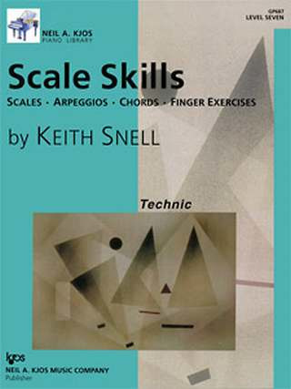 Keith Porter-Snell: Scale Skills 7