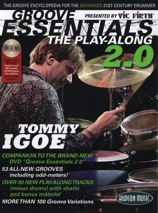 Tommy Igoe: Groove Essentials 2.0 – The Play-Along