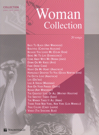 Woman Collection - 20 Songs