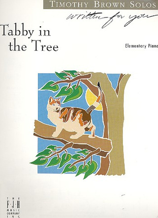 Timothy Brown: Tabby in the Tree