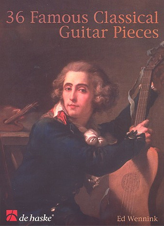 36 Famous Classical Guitar Pieces