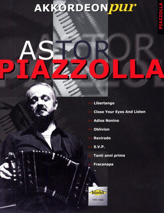 Astor Piazzolla: Astor Piazzolla 1