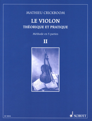 Mathieu Crickboom: Le Violon 2