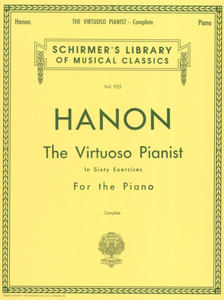 Charles-Louis Hanon: The virtuoso Pianist in Sixty Exercises